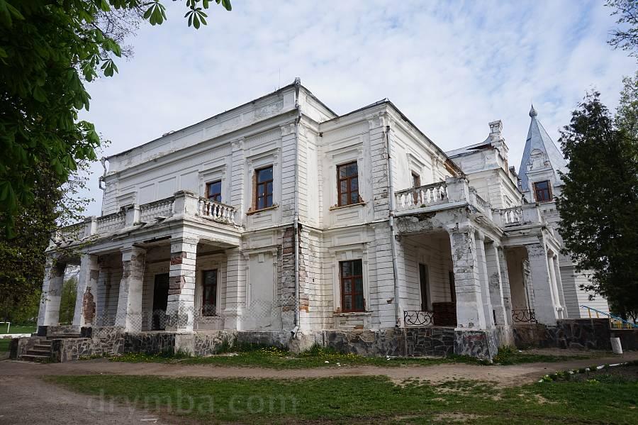 Палац Терещенка у Андрушівці