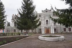 Палац графа Сергія Мерінга у Старій Прилуці