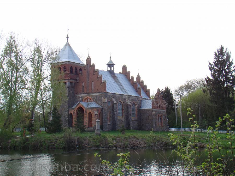 Костел св. Клари у Городківці