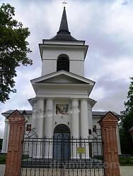 Батурин. Воскресенська церква