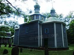 Іванівська церква із  села Острійки