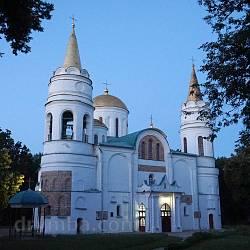 Спаський собор у Чернігові