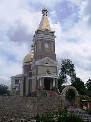 Покровська церква у Ланівцях