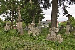 Цвинтар (біля Святодухівської церкви)