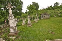 Цвинтар (біля Миколаївської церкви)