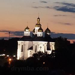 Чернігів. Катерининська церква