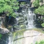 Парк Софіївка. Великий водоспад