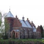Костел святой Клары (с.Городковка, Житомирская обл.)