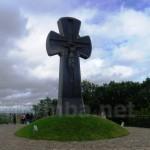 Памятный крест жертвам Батуринской трагедии