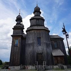 Седнев. Георгиевская церковь