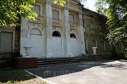 Фасад палацу