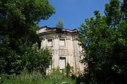 Дворец Г.Шидловского в дебрях