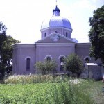 Лисичники. Церква Покрови Богородиці