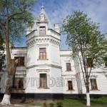 Садиба та палац М. Терещенка (м.Андрушівка, Житомирська обл.)