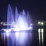 """Вінницький плавучий фонтан """"Рошен"""" (м.Вінниця)"""