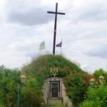 Курган Козацька могила (с.Нижчі Луб'янки, Тернопільська обл.)
