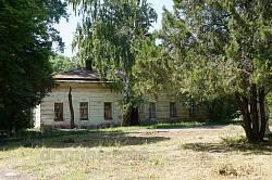 Садиба Шидловського. Західний флігель