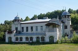 Дом управляющего имением