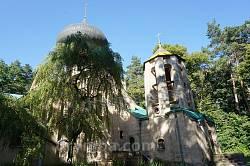 Дзвіниця Преображенської церкви