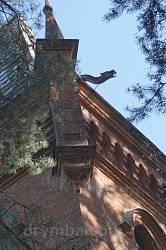 Жестяные драконы на Водонапорной башне