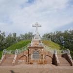 Браські могилы павших в Полтавской битве