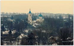 Петропавлівська церква -  м.Білопілля, 2012 р