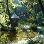 Краснокутский парк. Остров любви