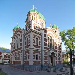 Церква св.Георгія (м.Львів)