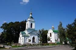 Комплекс Спаської церкви