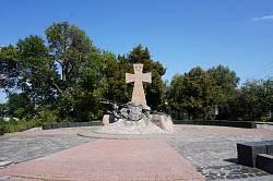 Полтава. Памятник казацкой славы