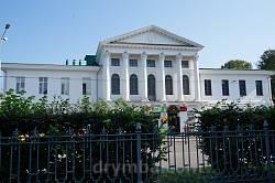 Будинок Дворянського зібрання. Головний фасад