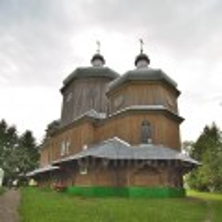 Церква св.Миколая (с.Потік, Івано-Франківська обл.)
