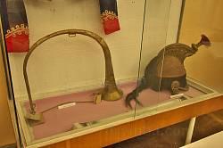 Краєзнавчий музей у Тульчині. Мисливське спорядження