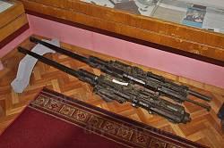 Тульчинський краєзнавчий музей. Кулемети часів 2 Світової