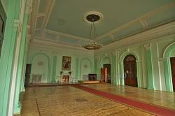 Палац княгині Щербатової. Головна зала