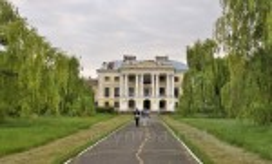 Палац Грохольських у Вороновиці. Портал