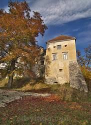 Оборонна вежа Свірзького замку