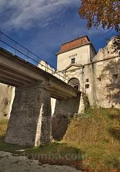 В'їзний міст до Свірзького замку