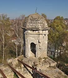 Вежа вартового на бастіоні Золочівського замку