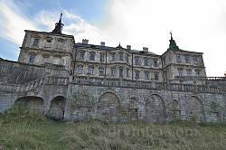 Подгорецкий замок-дворец