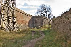 Бастіони Підгорецького замку
