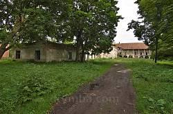 Поморянский замок-дворец