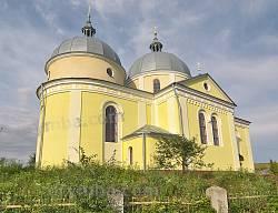 Церква Петра і Павла у Поморянах