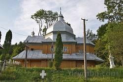 Церква Воскресіння у Кальному