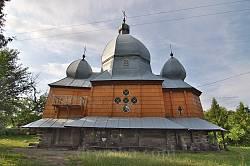 Церква Собору Богородиці у Поморянах