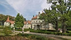 Охотничий дворец графов Шенборнов