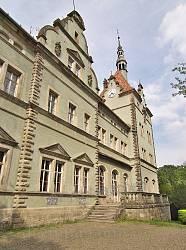 Палац Шенборнів. Південний фасад