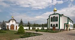 Свято-Троїцький Кирило-Мефодіївський жіночий монастир