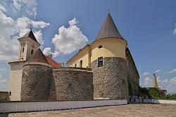 """Замок """"Паланок"""". Верхний замок"""