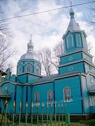 Борисо-Глебская церковь в с.Романов